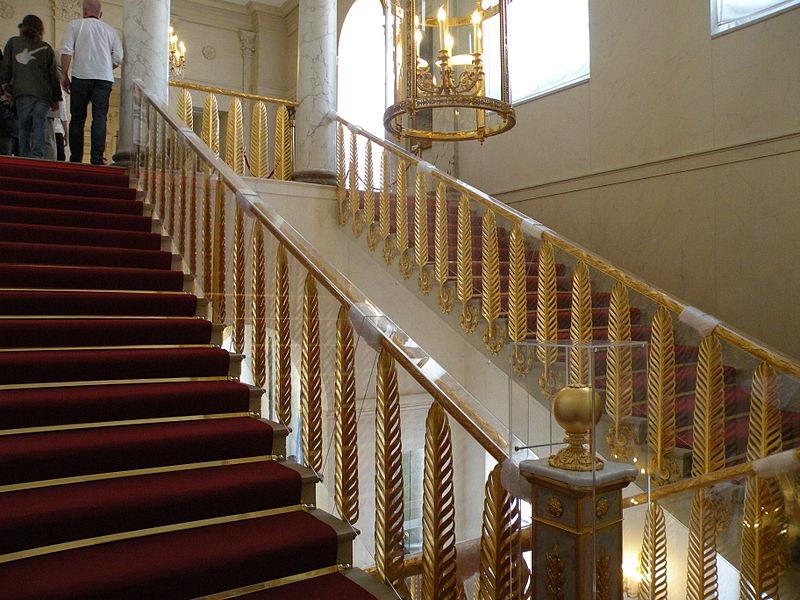 L'escalier Murat