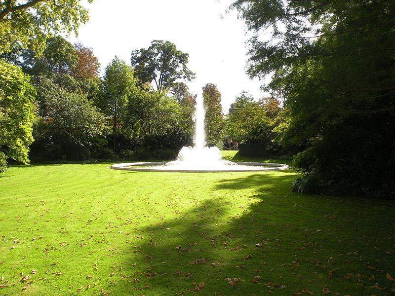 Fontaine Palais de l'Élysée