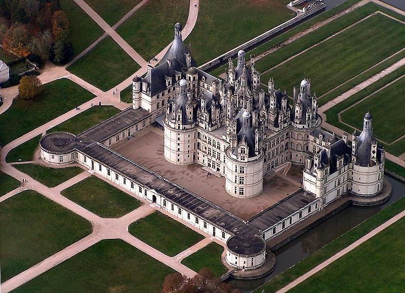 Découvrir autrement le château de Chambord