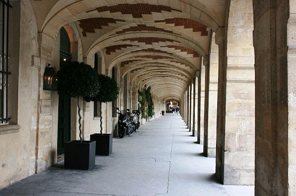 A quoi ressemblent les pavillons de la place des Vosges ?