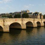 Pont neuf : le plus ancien pont de Paris