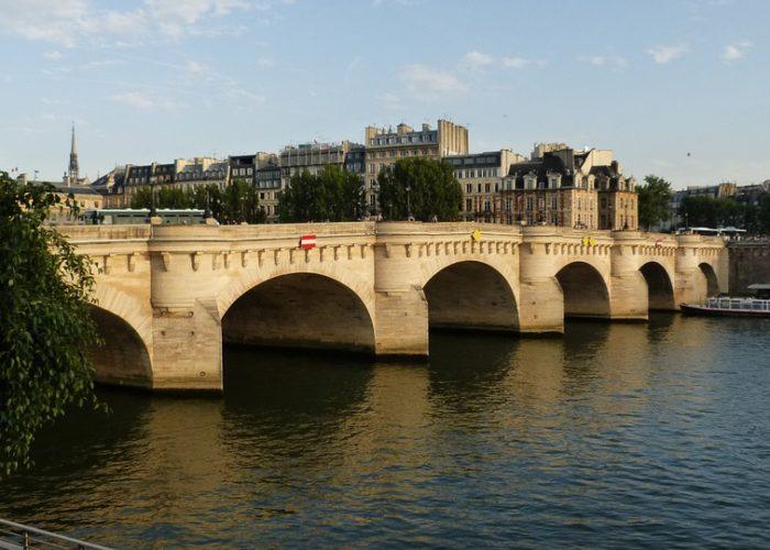 Le Pont Neuf : le plus vieux pont de Paris