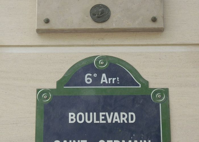 Boulevard Saint Germain : une artère principale de Paris