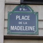 La Place de la Madeleine : une place dans l'univers du luxe parisien