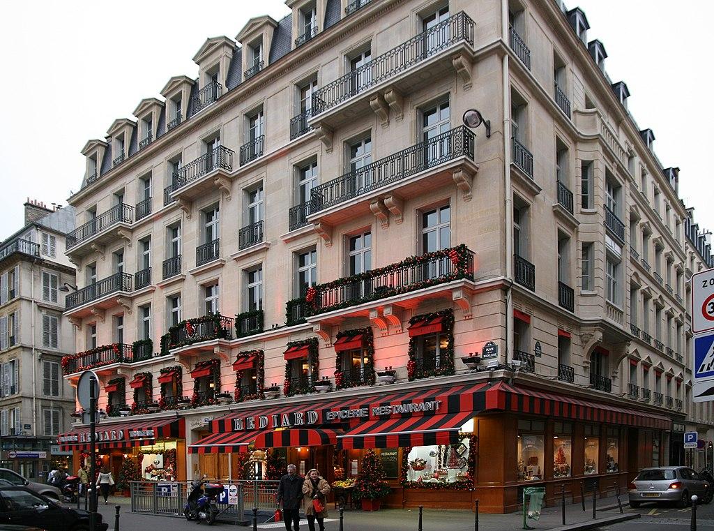 Place de la Madeleine: un haut-lieu du luxe et de la gourmandise