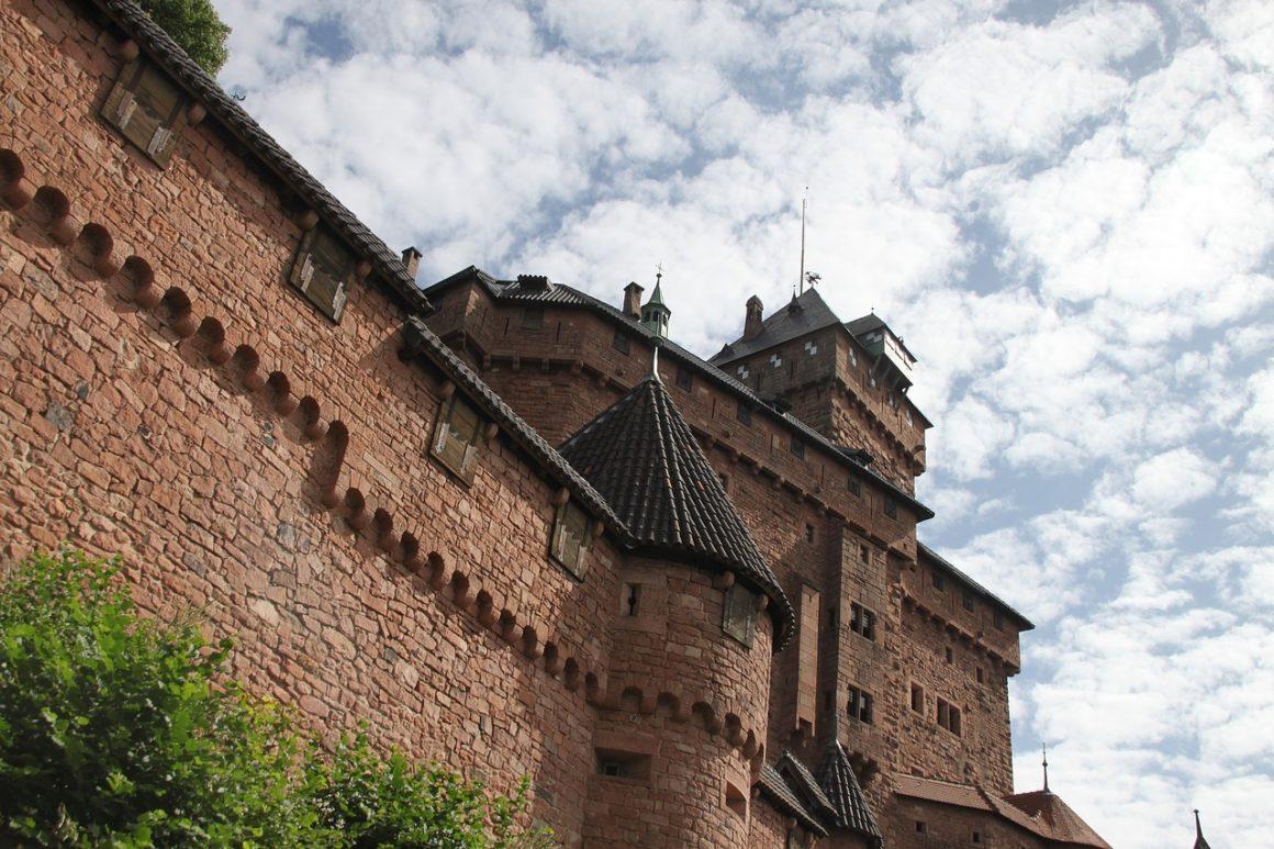 Visiter le château du Haut-Koenigsbourg