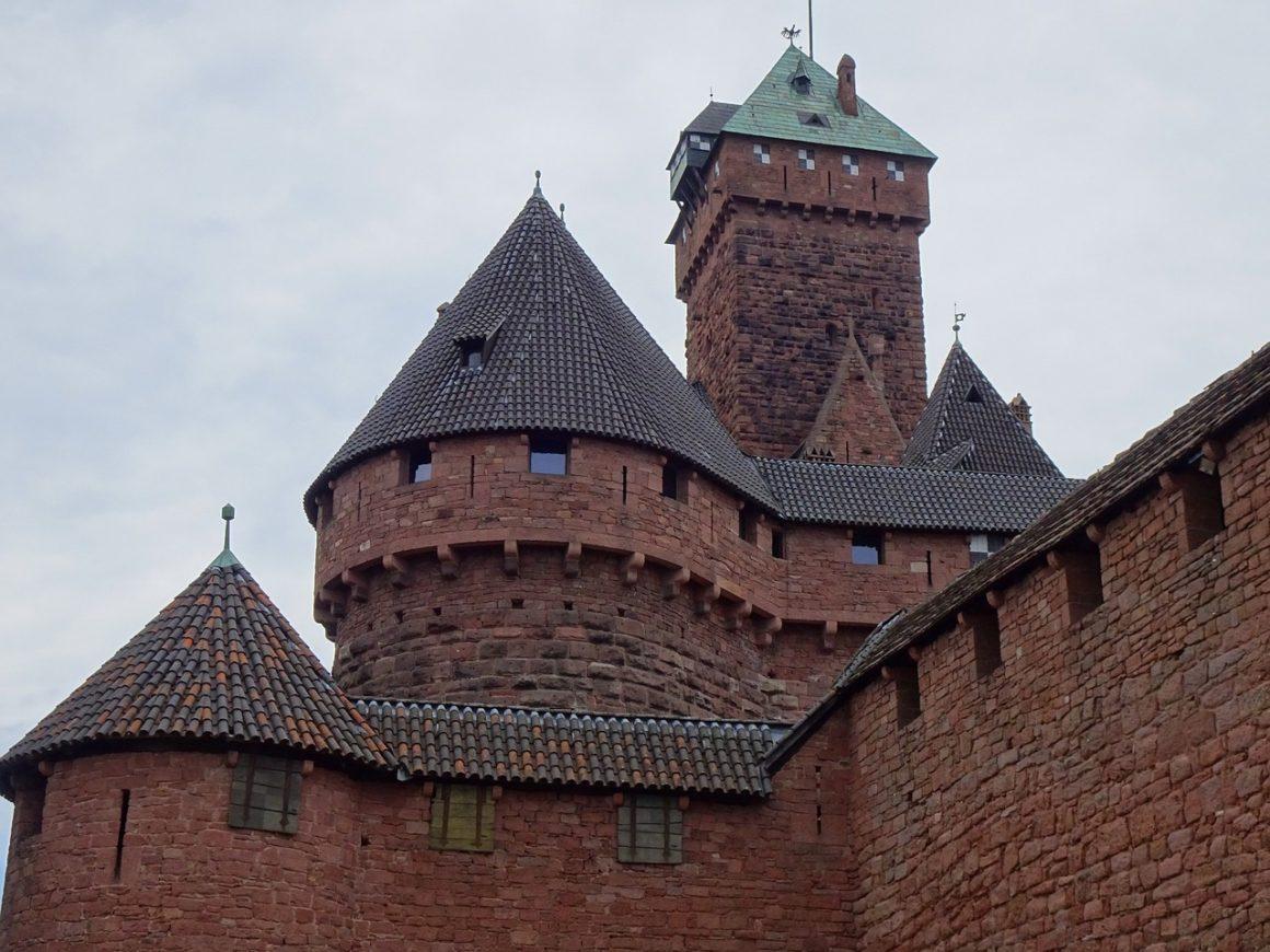 En savoir plus sur l'histoire du château du Haut-Koenigsbourg