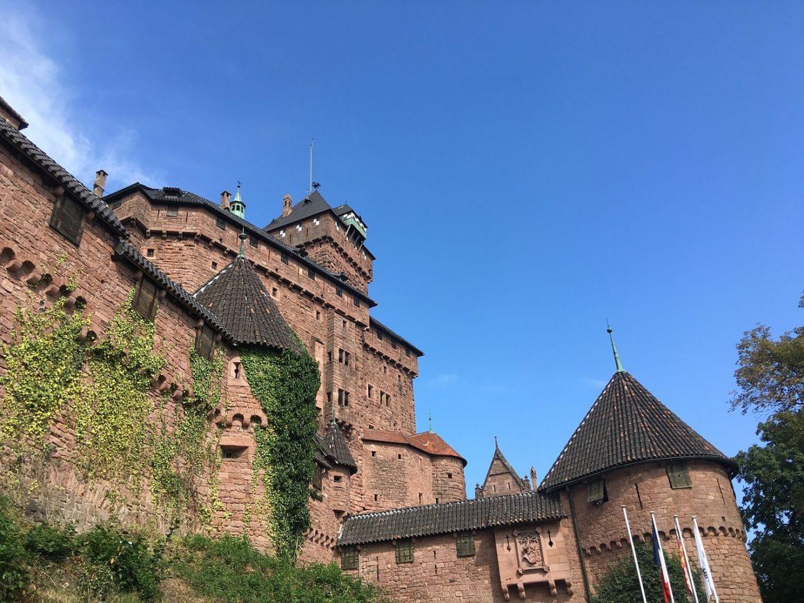 L'historique du château du Haut-Koenigsbourg