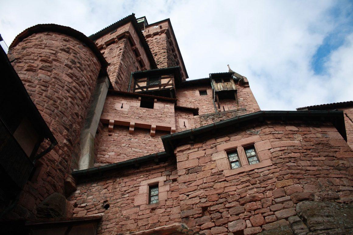 Histoire du château du Haut-Koenigsbourg